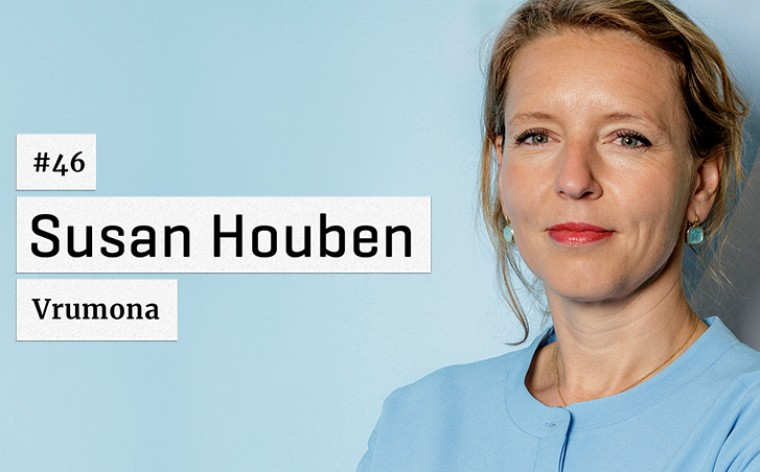 Susan Houben (Vrumona) over intrapreneurship